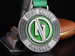 "Медаль ""Race Nation"""