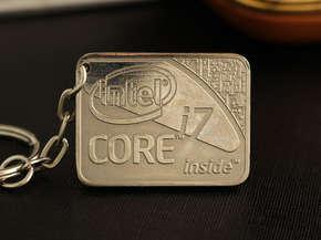 Брелок Intel Core i7