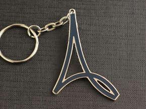 "Брелок Логотип компании ""А"""