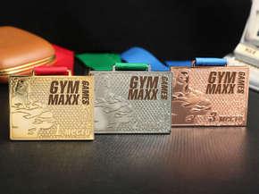 """Медаль """"Gym Maxx Games"""""""