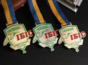 """Медали """"Ібіс"""""""