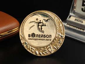 """Медаль """"Волейбол"""""""