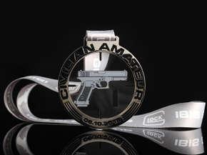 """Медаль """"Ібіс"""""""