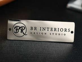"""Шильд """"BR Interiors"""""""