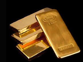 """Банковский слиток """"Gold"""" (муляж)"""