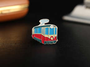 "Значок ""Трамвай"""