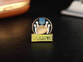 """Значок """"Ukraine"""""""