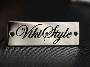 "Шильд для одежды ""Viki Style"""