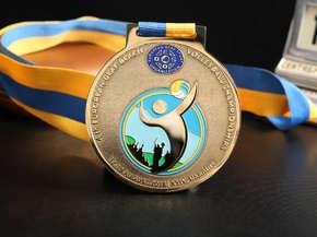 """Медаль """"Волейбол Киев"""""""