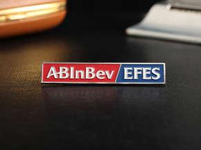 "Значок ""ABInBev EFES"""