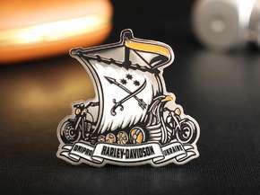 "Значок ""Harley-Davidson"""