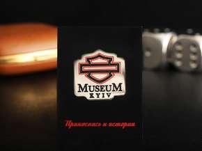 "Значок ""MuseuM Kyiv"""