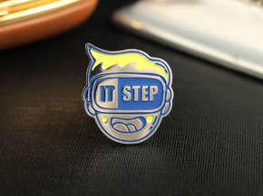 """Значок """"IT STEP"""""""
