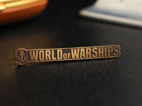 "Значок ""World of Warships"""