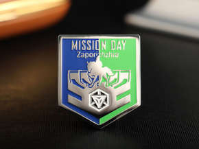 """Значок """"Mission Day"""""""