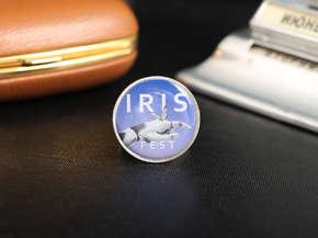 """Значок """"Iris Fest"""""""